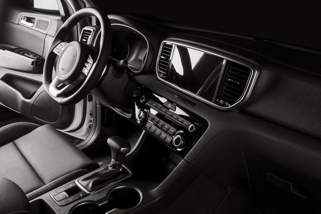 autós multimédiás fejegység